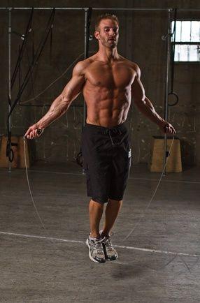 Man - Jump Rope