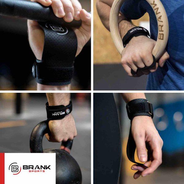 maniques 2 trous PANTHER2.0 par BRANK Sports