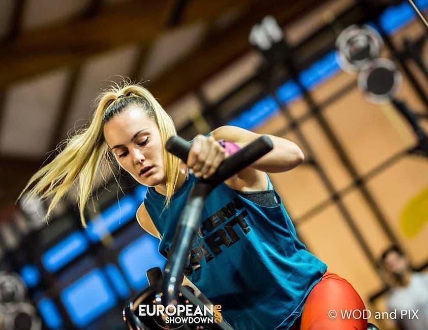 Gaelle ambassadrice BRANK Sports Speed Rope