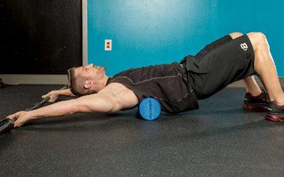 Améliorer la mobilité des épaules