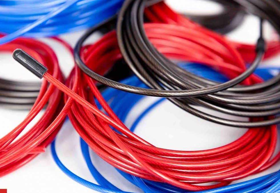 Quelle épaisseur de câble de corde à sauter choisir pour réussir les double unders?