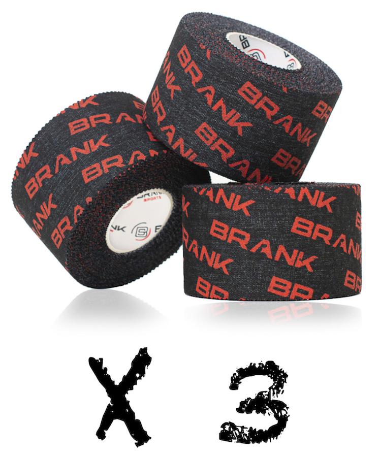 lot de 3 BRANK Tapes pour les crossfiteurs