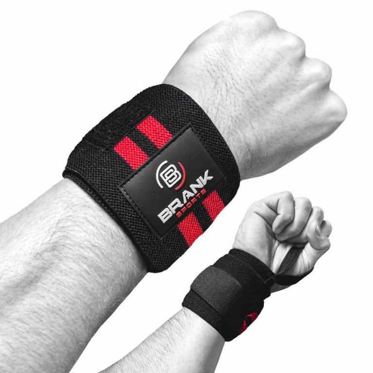 Poignet de force pour protéger les poignets lors des workout de musculation