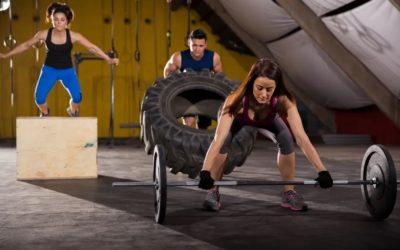 Cross-training, pratique CrossFit et exemple d'entrainement
