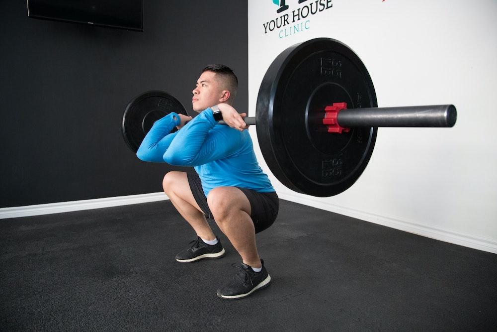 Les 7 erreurs à éviter sur les squats