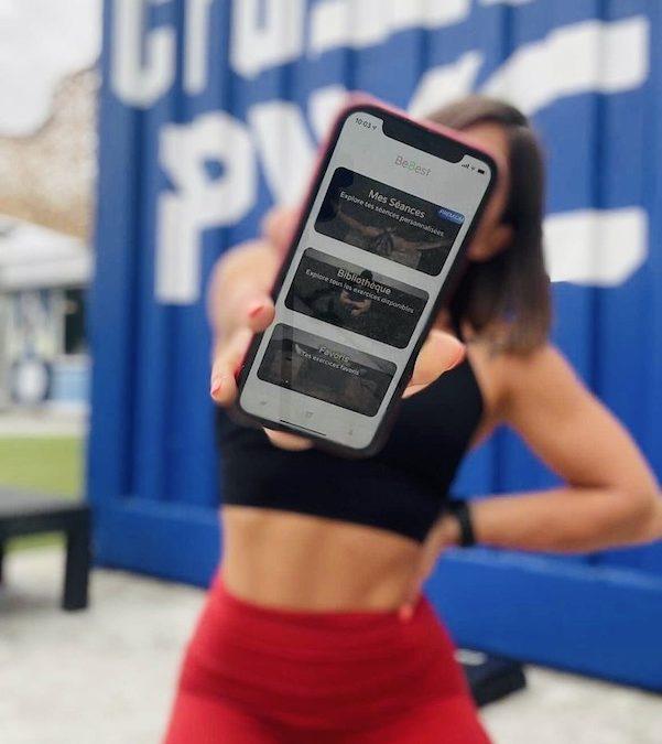 Effectuez votre renforcement musculaire grâce à l'application BeBest®